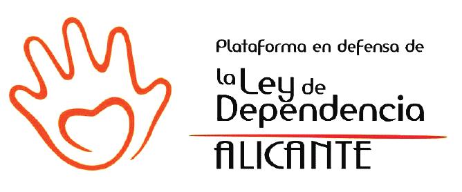 Plataforma en Defensa de la Ley de Dependencia de Alicante y comarca