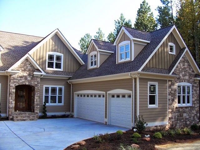 Exterior walls paint ideas color scheme color combination for Exterior color schemes for country homes