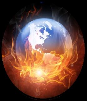 La AIE Llama a quemar el Planeta para Enfriarlo