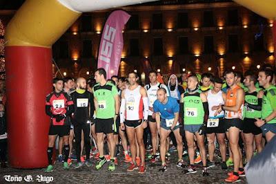 Atletismo Aranjuez en Ocaña