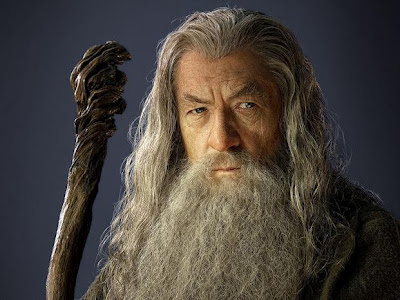 O Hobbit Gandalf