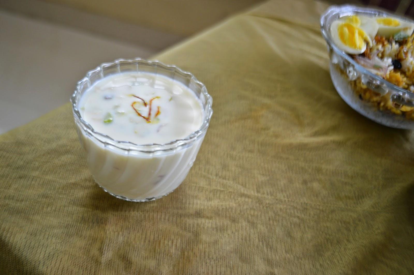 omani sherbet/ milk beverage