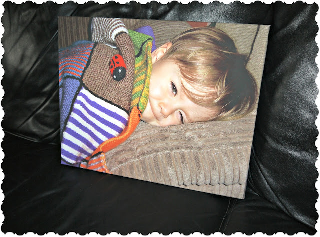 photographic gifts, photo canvas