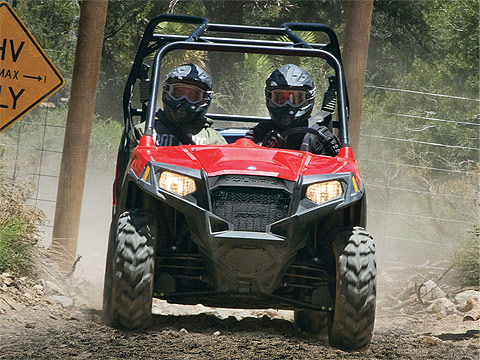 2012 Polaris Ranger RZR 800 ATV pictures, specifications