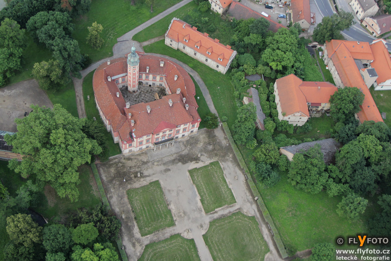 zámek Liběchov