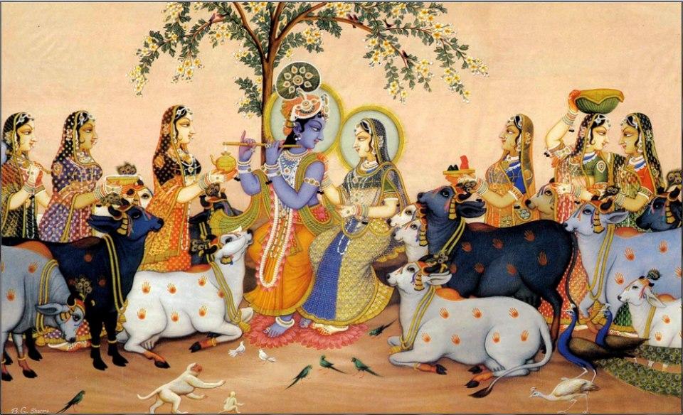 Jai Shri Radhe Krishna