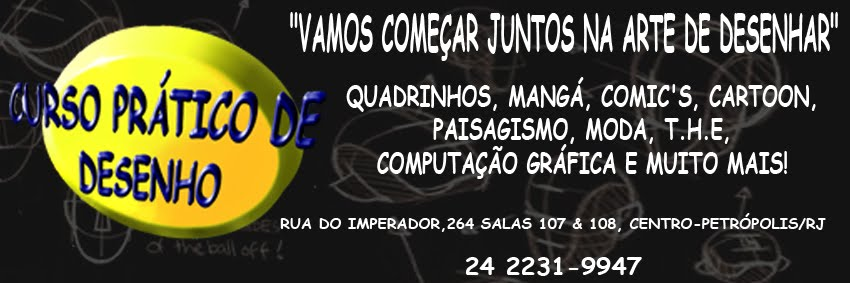 CURSO PRÁTICO DE DESENHO