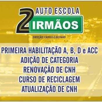 AUTO ESCOLA 2 IRMÃOS