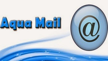 Aqua Mail android app