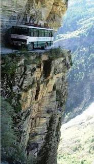 Jalan Bus Paling Terjal