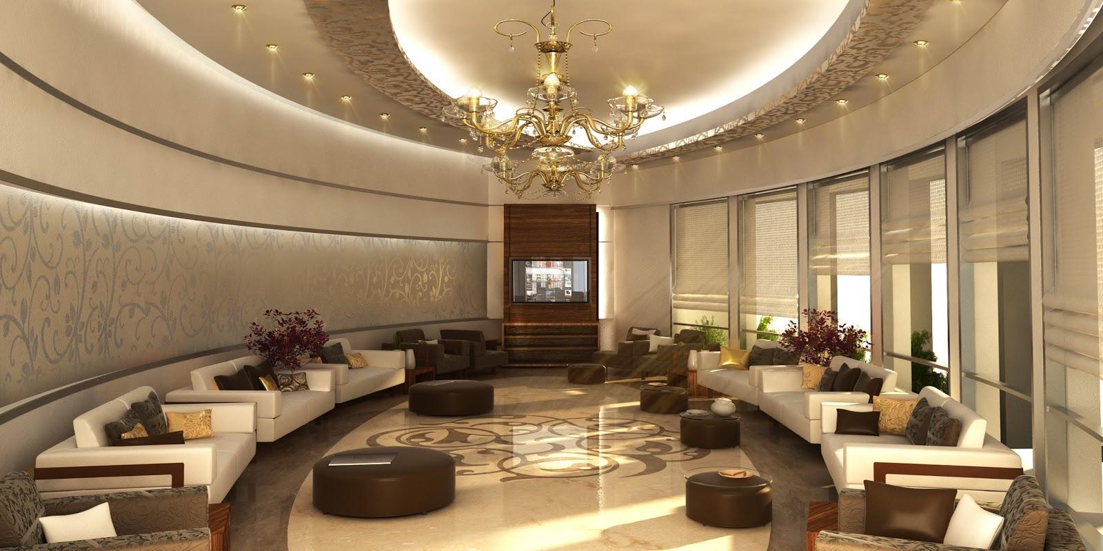 Asem Walid Jedaee Palace Interior Design