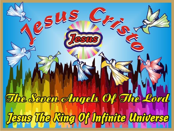 Jesus O Rei do Universo Infinito