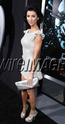 Jacqueline Macinnes Wood At Final Destination 5 Premiere