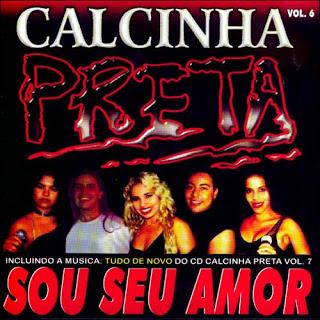 Capa do CD Calcinha Preta - Volume 6