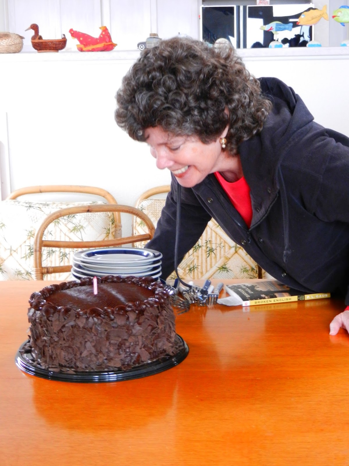 Dying for Chocolate: Costco All American Chocolate Cake