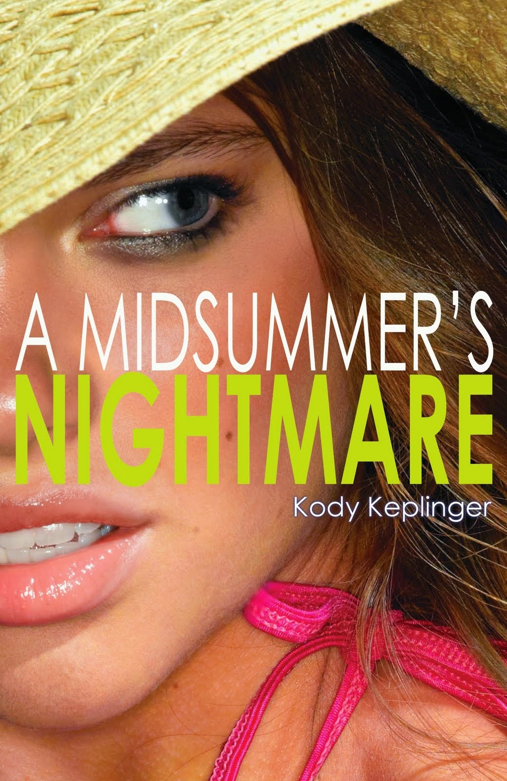 A Midsummer's Nightmare  by Kody Keplinger [Book Cover]