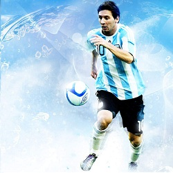 Display Picture Whatsapp Messi