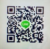微煦心靈 Line 預約洽詢 行動條碼
