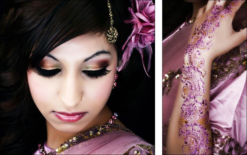 Bridal Makeup Ki Photo : indian bridal makeup pictures