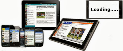 Tablet PCs, iPads, Andriod and Smartphones Liked Make Websites