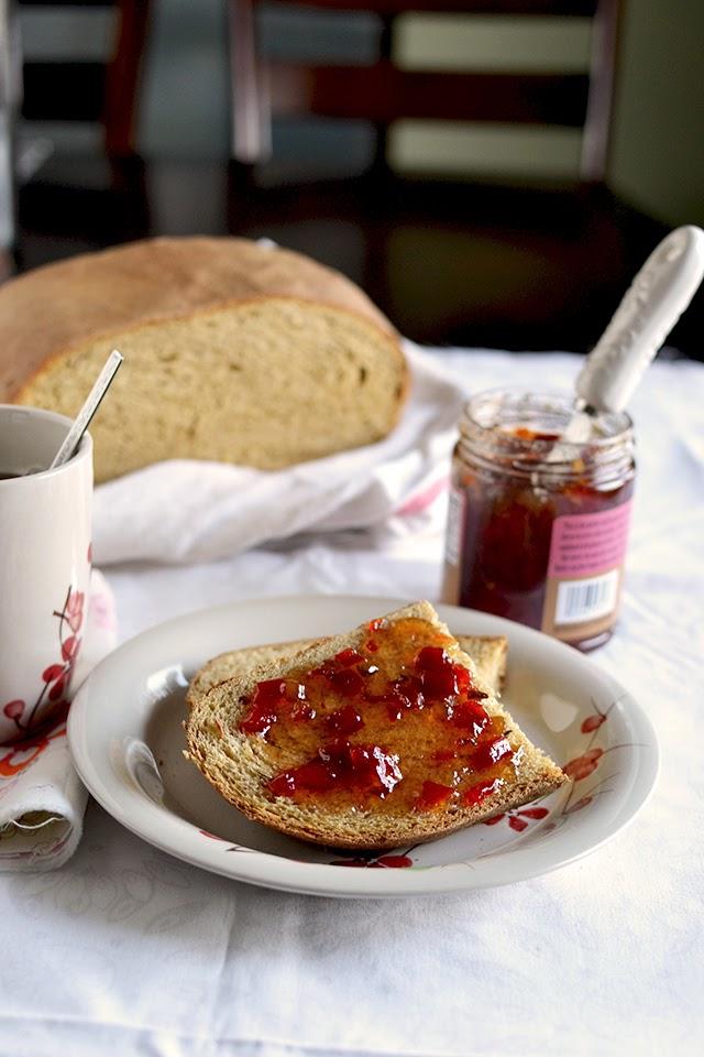 Swedish Limpa (Rye Bread)