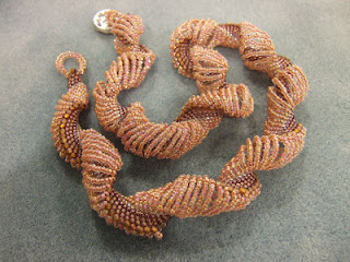 Free patterns for stitching beaded jewelry | AllFreeJewelryMaking.com