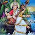Saraswati: Hindu Goddess of Leaming, Knowledge, Creativity & Wisdom.