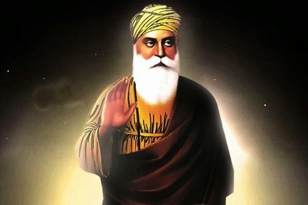 Guru Nanak Jayanti Gurpurab Sms Wishes