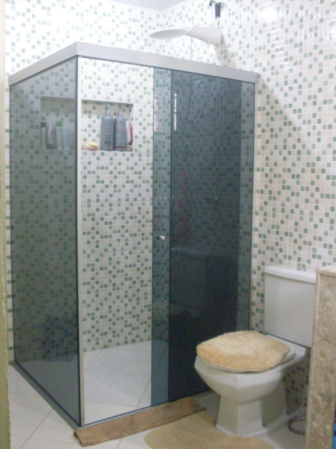 sábado 2 de março de 2013 #796952 1075x1434 Acabamento De Banheiro Pequeno Com Pastilhas