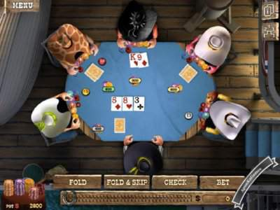 Governor of Poker 2 Screenshots