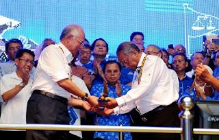 Sumbang Najib kepada Sarawak amat Besar