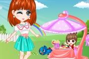 Piknik Elbiseleri Oyunu