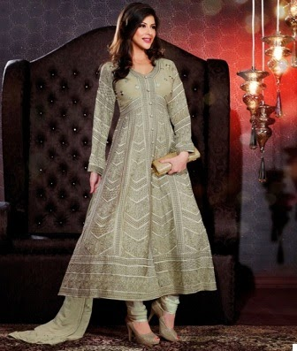 Latest Designer Indian Anarkali Suits