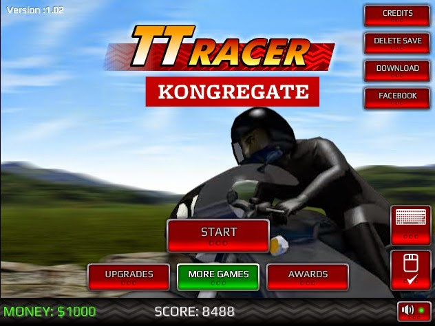 TTracer kongregate perfect motor race games - motor yarışları