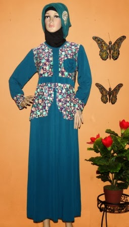 Gamis Maxi Jersey GKM4591