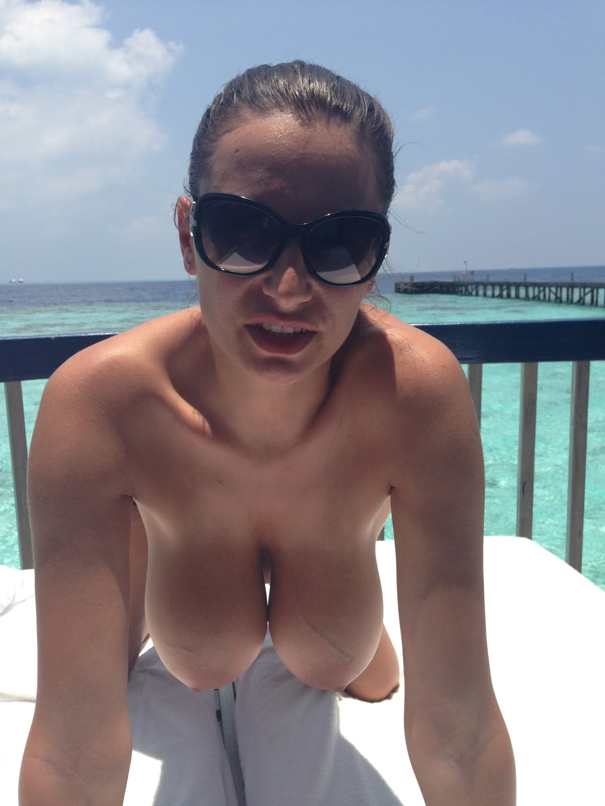 Hot ebony female adult film star