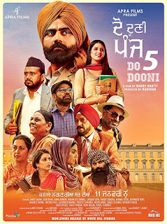 Do Dooni Panj (2019) Punjabi Movie Pre-DVDRip | 720p | 480p