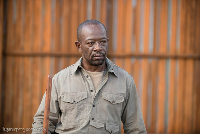 TWD 6x02 - Morgan Jones ( Lennie James)