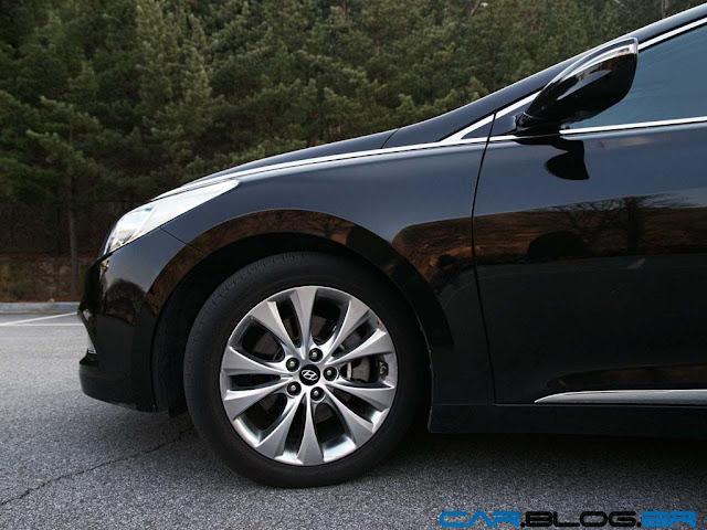 Hyundai Azera 2013 - rodas