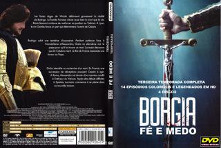 BÓRGIA - FÉ E MEDO - TERCEIRA TEMPORADA COMPLETA