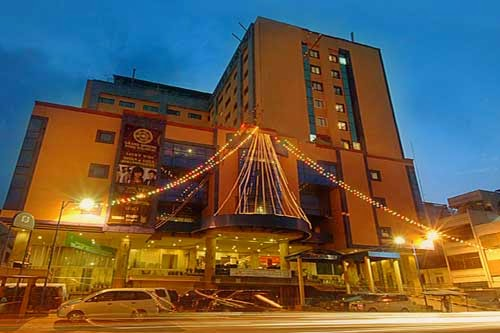 Hotel Soechi International Medan