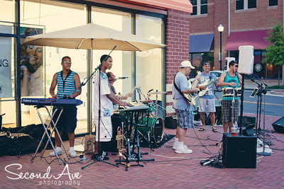 project 52, music, Island Tyme Band, reggae, cover band, Virginia photographer, photoblog, village at leesburg, musician