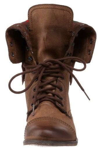 www shoebytch steve madden flannel combat boots