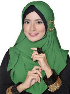 7 Contoh MOdel Jilbab Instan Terbaru