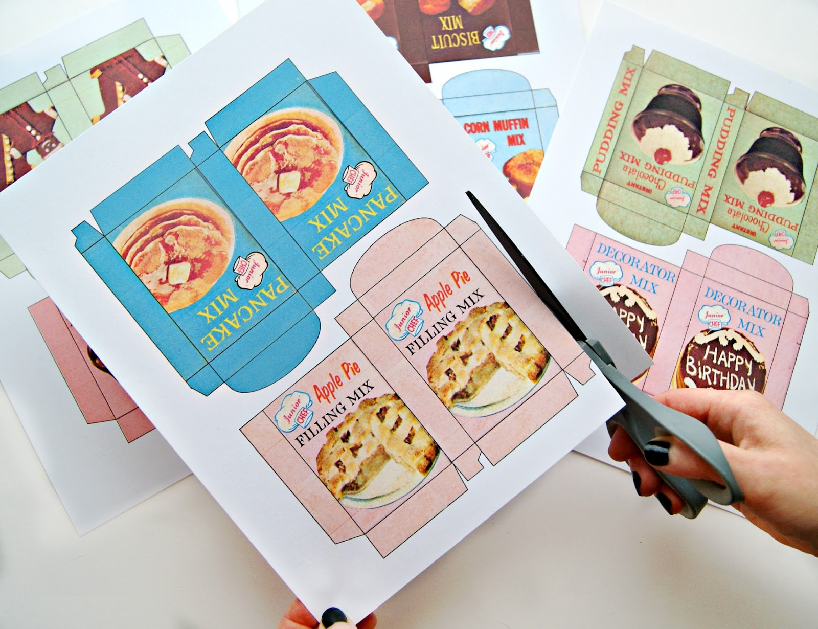 ... adorable templates as a free printable download for all of you guys