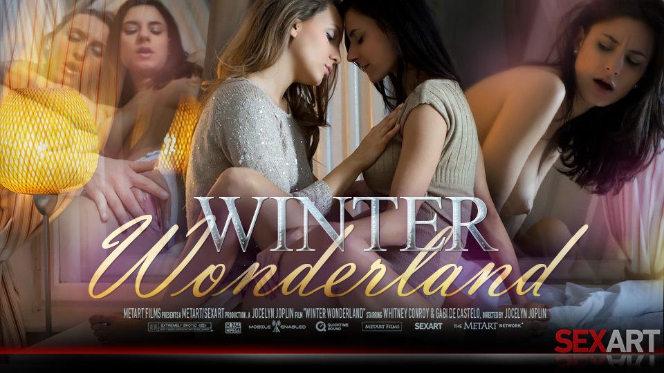 PhD3Xomm-10 Gabi de Castello & Whitney Conroy - Winter Wonderland (HD Video) 11060