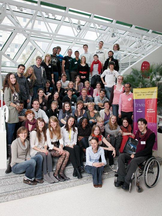 Vivre l 39 international rejoignez le r seau des jeunes - Office franco allemand pour la jeunesse ...