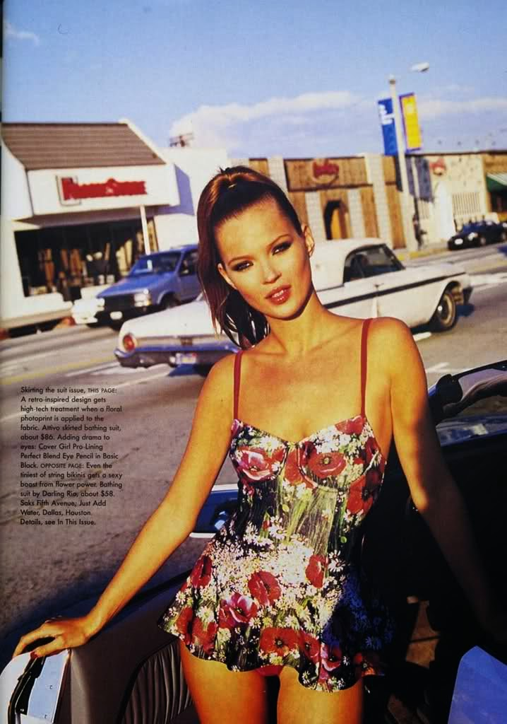 kate moss young photoshoot