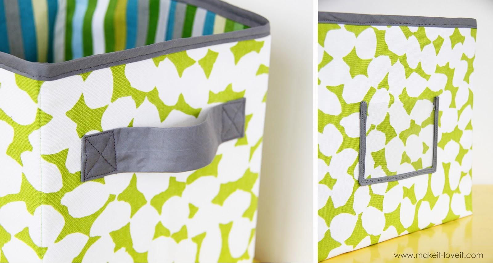 Как сшить тканевую коробку для хранения своими руками?