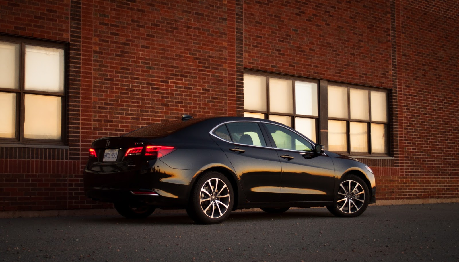 three drive acura magazine news quarter tlx front sh a first more automobile show awd review spec